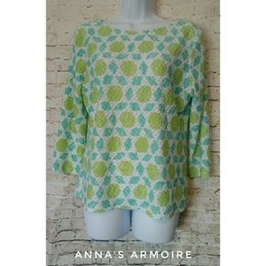 Ruby Rd. Top Size M
